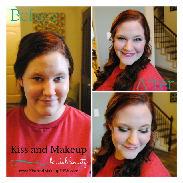 Meme Kiss And Makeup: Before And After Makeup Acne